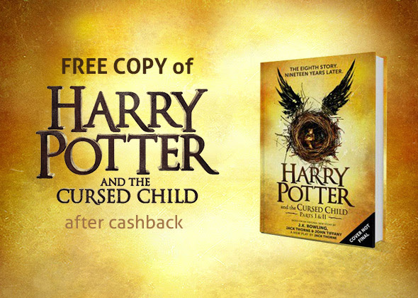 Free Harry Potter Book!